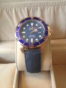 Invicta horlogebanden