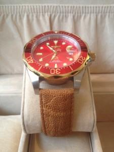 Invicta horlogebandje