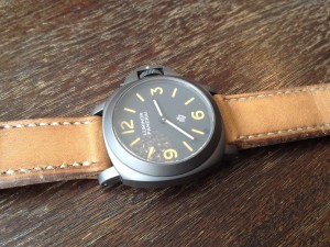 Horlogebandje 20mm
