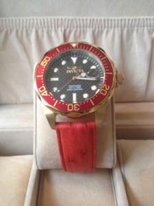Invicta horlogeband