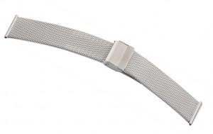 Horlogeband Metaal Milanaise Staal