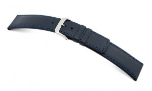 Horlogeband Cashmere donkerblauw