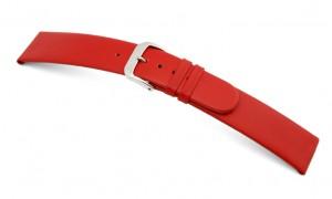 Horlogeband Berlin rood