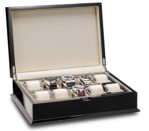 Horloge opbergbox Ferocase Phantom Black