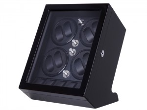 Luxe Watchwinder Catwalk Black