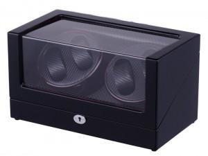 Luxe Watchwinder Riviera Black