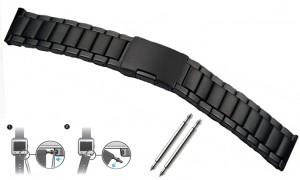 smartwatch band metaal 0199SC
