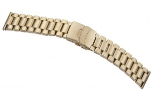 Horlogeband metaal