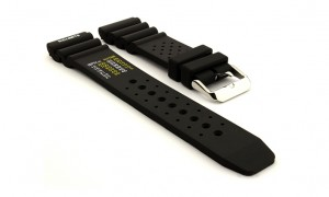 rubber horlogebandje