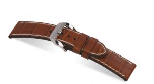 Horlogeband Modena Cognac