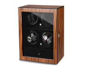 Watchwinder Papermoon Rosewood |Horloge accessoires | De horlogebanden specialist