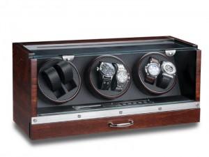 Watchwinder Ferocase Helios | Horloge accessoires |De horlogebanden specialist