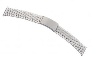 Horlogeband Metaal Prince Staal