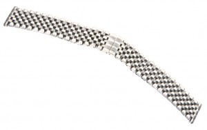 Horlogebandje Metaal Elegant Solid